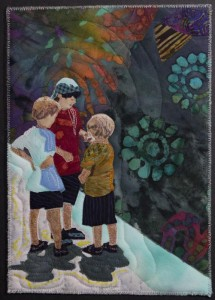 Discovery 10.5 X 7.5, Sold