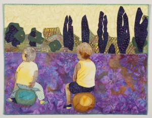 Two, 9.5 X 12.5, SOLD